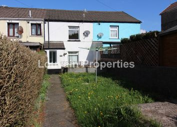 Thumbnail 2 bed property to rent in Beaufort Road, Tredegar, Blaenau Gwent.
