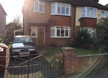 Thumbnail 3 bed property to rent in Westlands Avenue, Burnham, Slough