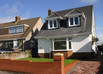 Thumbnail 4 bed detached house for sale in Goetre Fach Road, Killay, Swansea