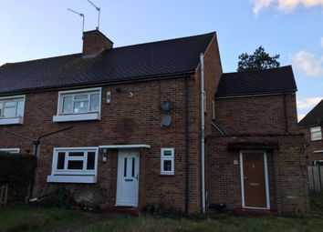 Thumbnail 2 bed flat for sale in Kingsbury Drive, Old Windsor, Windsor