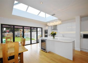 Thumbnail 4 bed semi-detached house for sale in Salisbury Road, Leigh-On-Sea, Essex