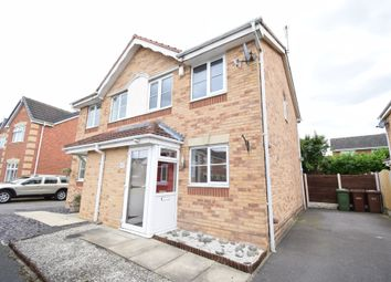 Thumbnail 2 bed semi-detached house to rent in Whinbeck Avenue, Normanton