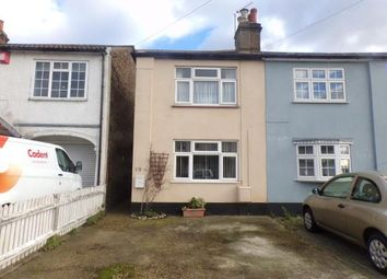 Thumbnail 2 bed semi-detached house for sale in Romford, Havering, United Kingdom