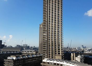Thumbnail 4 bed flat for sale in Barbican, London