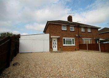 Thumbnail 3 bed semi-detached house for sale in Cavan Crescent, Poole, Dorset