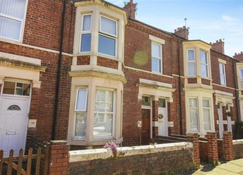 Thumbnail 4 bed flat for sale in Bamborough Terrace, North Shields, Tyne And Wear