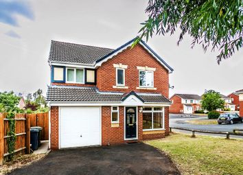 Thumbnail 4 bed detached house for sale in Sidmouth Avenue, Weeping Cross, Stafford