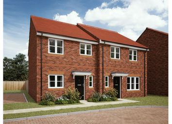 Thumbnail 3 bedroom semi-detached house for sale in Church Road, Long Hanborough, Oxfordshire