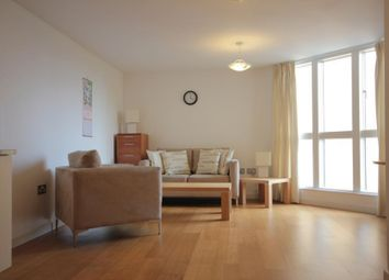 Thumbnail 2 bed flat for sale in Water Gardens Square, London