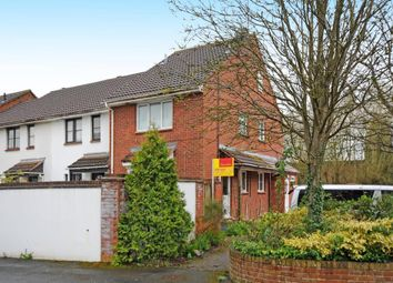 Thumbnail 1 bedroom end terrace house to rent in Abingdon, Oxfordshire