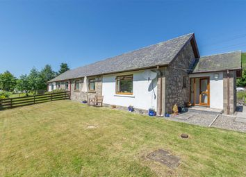 Thumbnail 3 bed bungalow for sale in Pubil Cottage, Aberfeldy, Perthshire