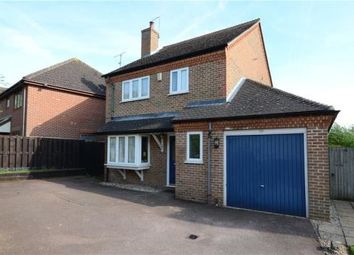 Thumbnail 4 bed detached house for sale in Pitch Place, Binfield, Bracknell
