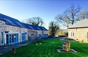 Thumbnail Office to let in Delamore Park, Home Farm, Cornwood, Devon
