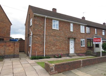 Thumbnail 3 bed terraced house for sale in Kirminton Gardens, Thurnby Lodge, Leicester