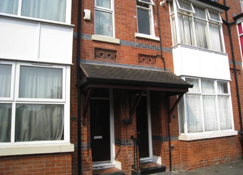 Thumbnail 1 bed flat to rent in 18 Russell Road, Whalley Range