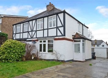 Thumbnail 3 bedroom property to rent in Idmiston Road, Worcester Park, Surrey