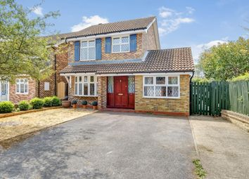 Thumbnail 4 bed detached house for sale in Princess Marys Road, Addlestone
