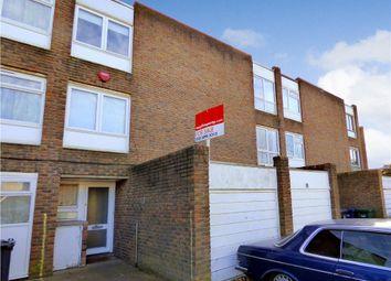 Thumbnail 4 bedroom terraced house for sale in Little Strand, London