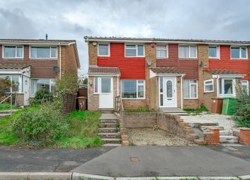 Thumbnail 2 bed semi-detached house for sale in Rigdale Close, Plymouth
