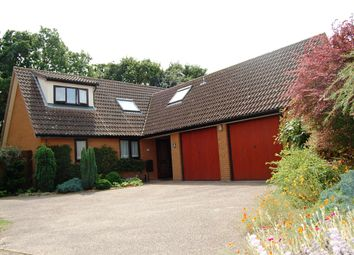 Thumbnail 3 bed detached bungalow for sale in Bury Hill Close, Woodbridge