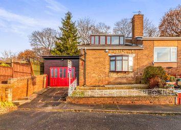 Thumbnail 4 bedroom semi-detached bungalow for sale in Grange View Crescent, Kimberworth, Rotherham