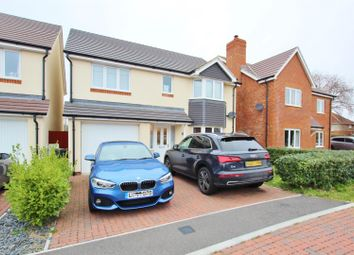 Thumbnail 4 bed detached house for sale in Diamond Place, Bournemouth