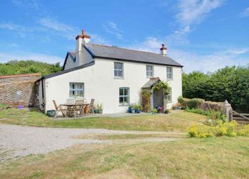 Thumbnail 4 bed country house for sale in East Down, Barnstaple