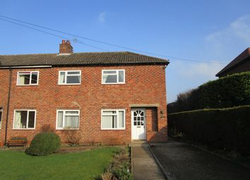 Thumbnail 3 bed semi-detached house for sale in Sandy Bank, Northallerton