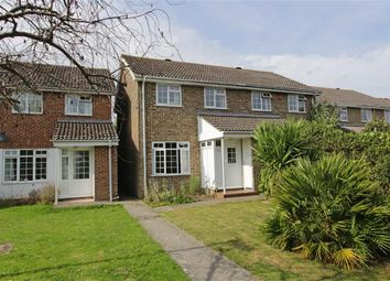 Thumbnail 3 bedroom property for sale in Samber Close, Lymington