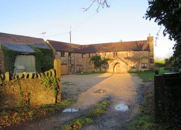 Thumbnail 4 bed barn conversion for sale in Wotton Road, Rangeworthy, Bristol