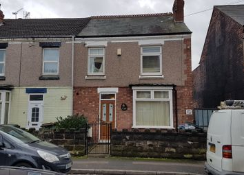Thumbnail 3 bedroom terraced house to rent in North Street, Coventry