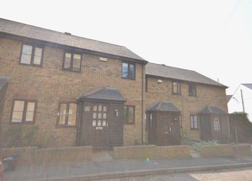 Thumbnail 2 bed terraced house to rent in Cheriton Road, Walmer, Deal