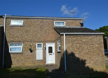 Thumbnail 4 bed end terrace house for sale in Outfield, Bretton, Peterborough, Cambridgeshire