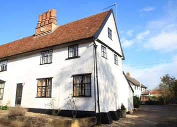 Thumbnail 3 bed cottage for sale in Brockdish, Diss, Norfolk