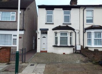 Thumbnail 2 bedroom end terrace house for sale in Marks Road, Romford