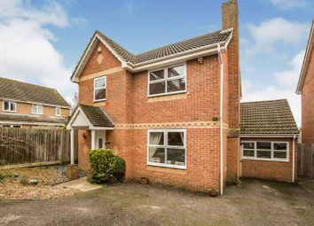 4 bed detached house for sale in Chequers Court, Rochester ME2