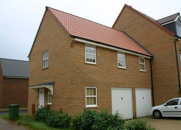 Thumbnail 2 bed flat to rent in Siskin Road, Uppingham, Oakham