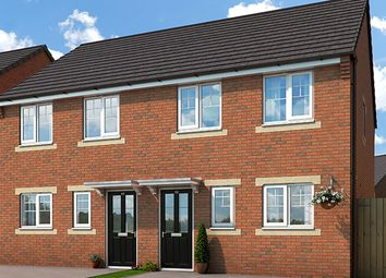 """Thumbnail 3 bed property for sale in """"The Hawthorn At Sheraton Park"""" at Main Road, Dinnington, Newcastle Upon Tyne"""