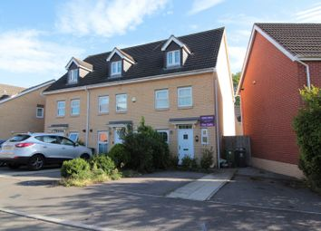 Thumbnail 3 bed semi-detached house for sale in Willowbrook Gardens, St Mellons