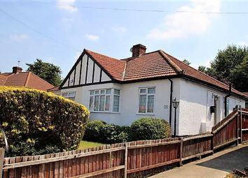 Thumbnail 2 bed semi-detached house for sale in Sussex Road, Orpington, Kent