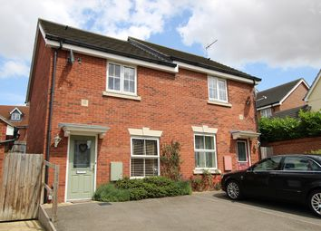 Thumbnail 2 bedroom semi-detached house for sale in Partridge Close, Stowmarket, Suffolk