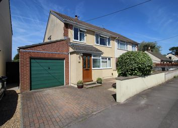 Thumbnail 3 bed semi-detached house for sale in Moorland Road, Yate, Bristol
