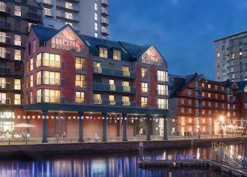 Thumbnail 3 bed flat for sale in Regatta Quay, Key Street, Ipswich
