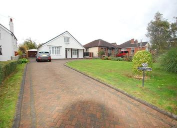 Thumbnail 3 bed bungalow to rent in Field Lane, Burton Upon Trent, Staffordshire
