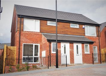 Thumbnail 3 bed semi-detached house for sale in Pearsons Drive, Leeds