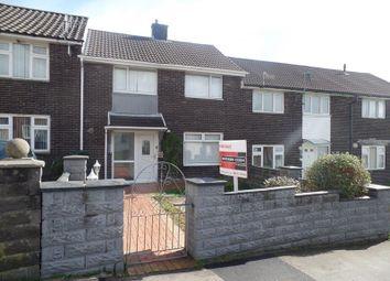 Thumbnail 3 bed terraced house for sale in Hawthorne Avenue, Merthyr Tydfil