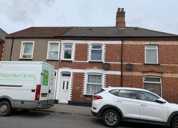 Thumbnail 3 bed terraced house for sale in Virgil Street, Grangetown, Cardiff