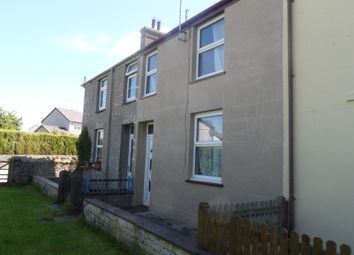 Thumbnail 3 bed terraced house to rent in Rhosbodrual Terrace, Caernarfon