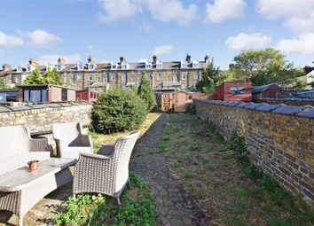 Thumbnail 3 bed terraced house for sale in Barton Road, Dover, Kent