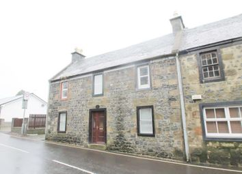 Thumbnail 1 bed flat for sale in 4A, Mauchline Road, Ochiltree, Ayrshire KA182Pz